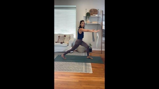 25 min full body workout