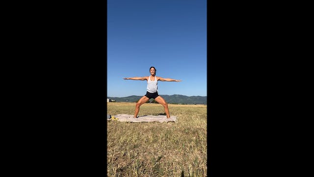 FWRD on the Road: 15-minute Mobility + Thigh in Idaho