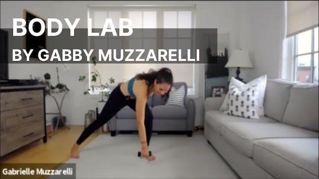 6/11/20 body lab