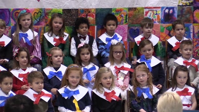 2018 Gagie Preschool Holiday Program (PM)