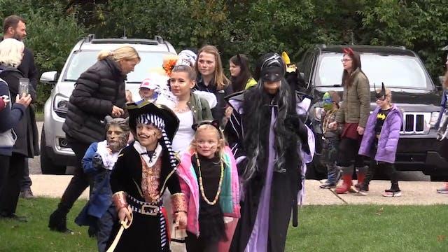 Gagie Halloween Parade 2017
