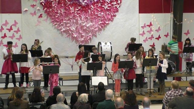 Gagie Valentine Program 2018 by Grades 5th-8th