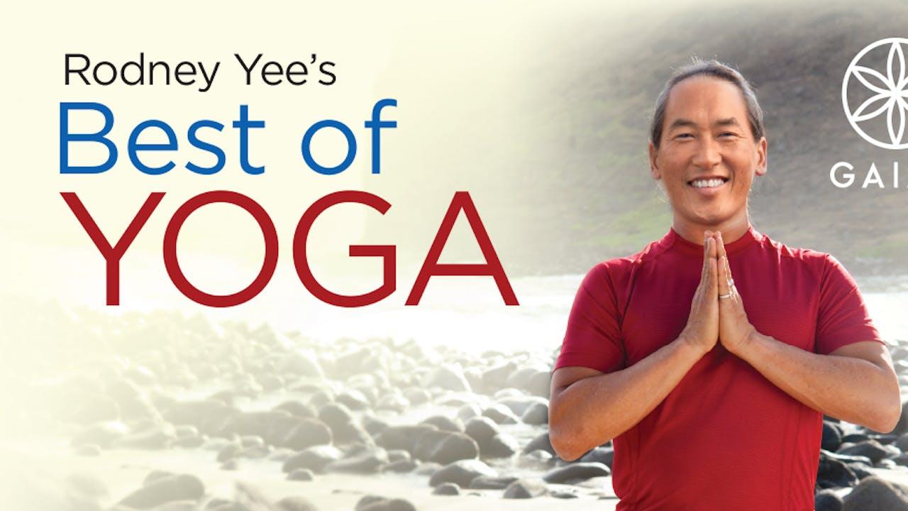 Rodney Yee's Best of Yoga