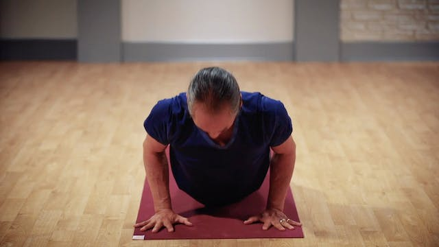 Rodney Yee Flexibility Yoga for Beginners: Neck and Shoulders