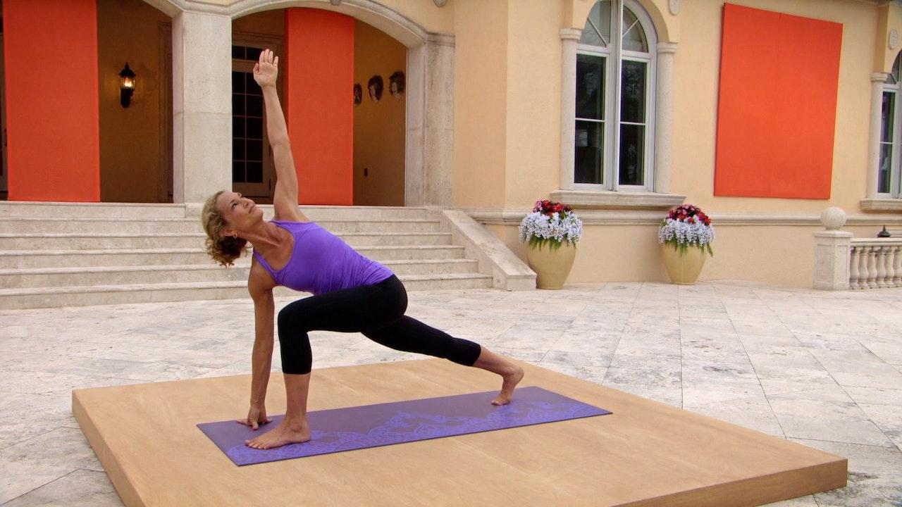 Calorie Blast Yoga