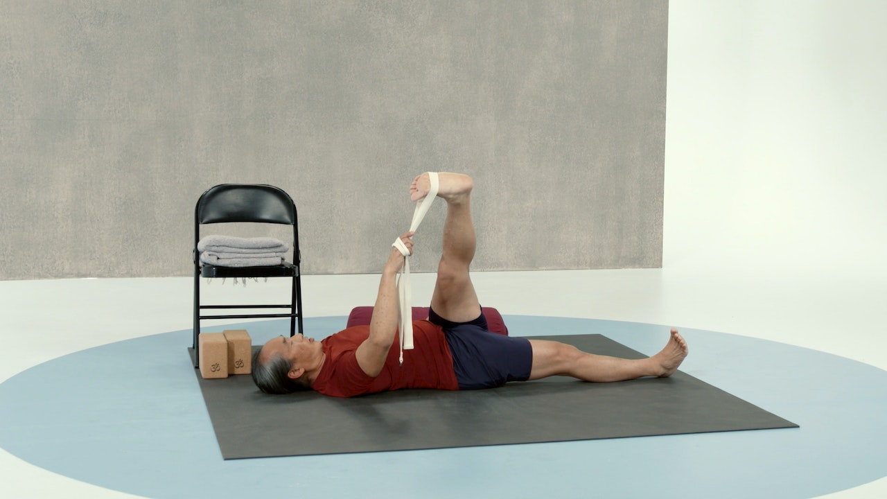 Release Hips and Lower Back