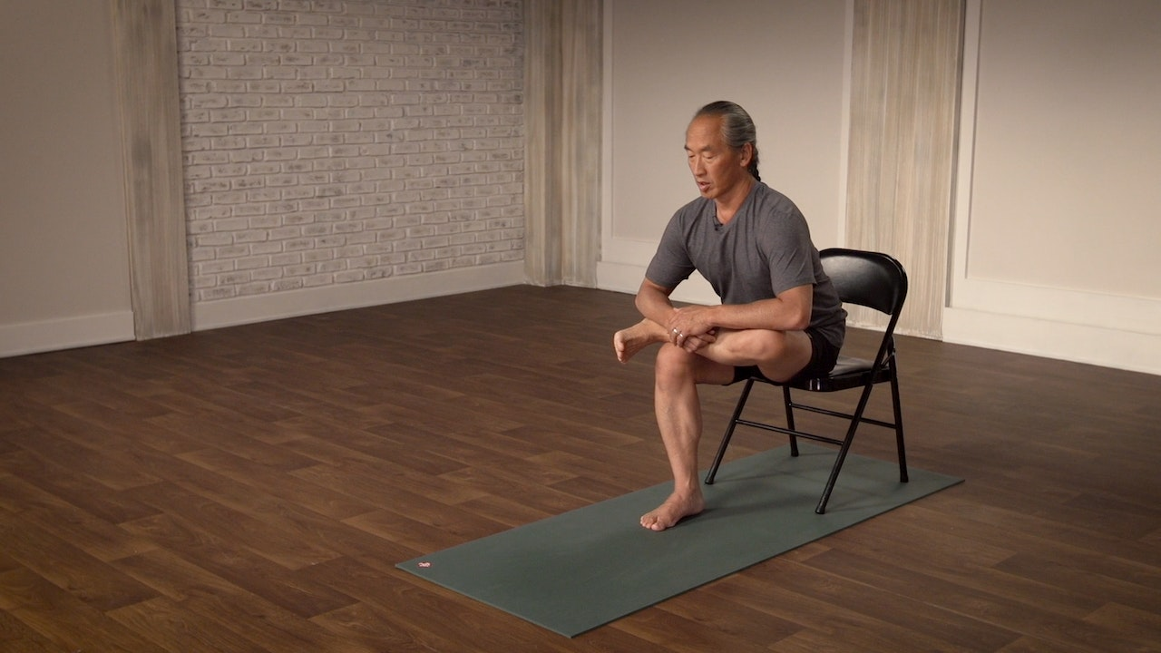 Limited Mobility Yoga - Seated, Bed, Wheelchair