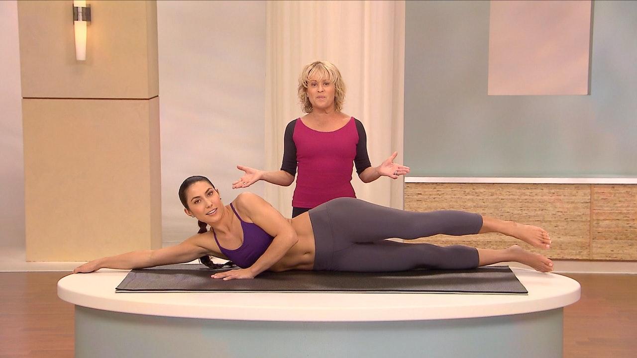 Mari Winsor - Pilates Guru
