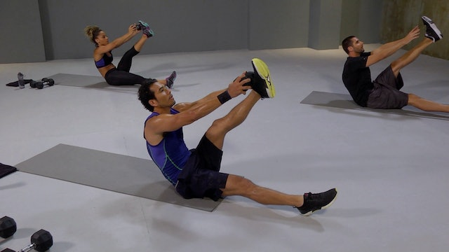 HIIT it with Weights