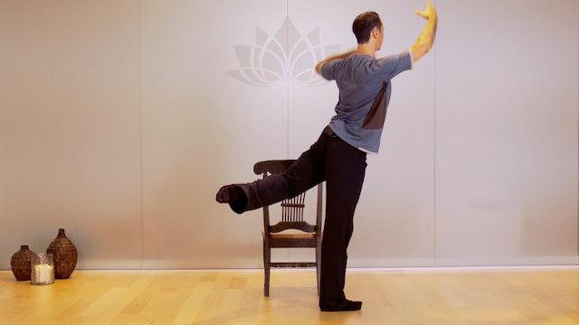 Ballet Barre: Get on Your Leg