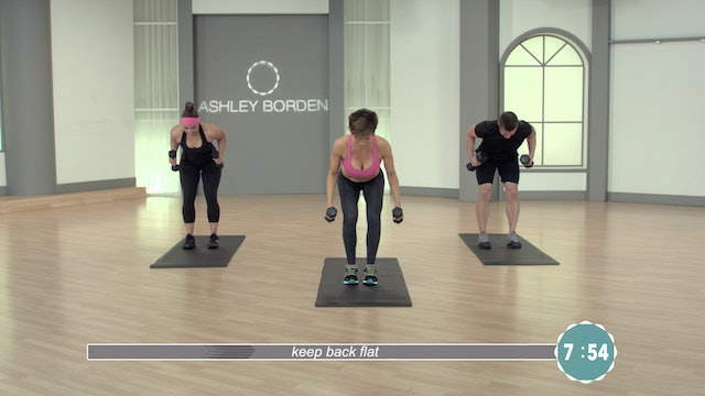 Upper Body HIIT B