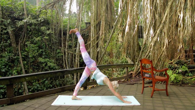 Flow Barre: Arms and Abs