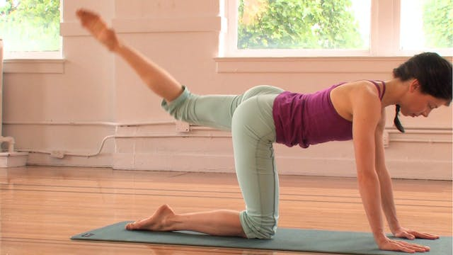 Pilates for Buns and Thighs