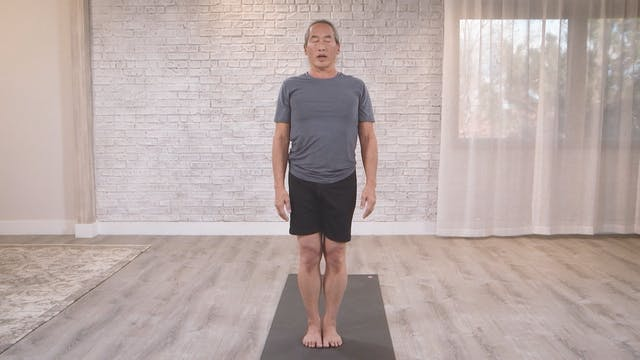 Standing Moving Meditation
