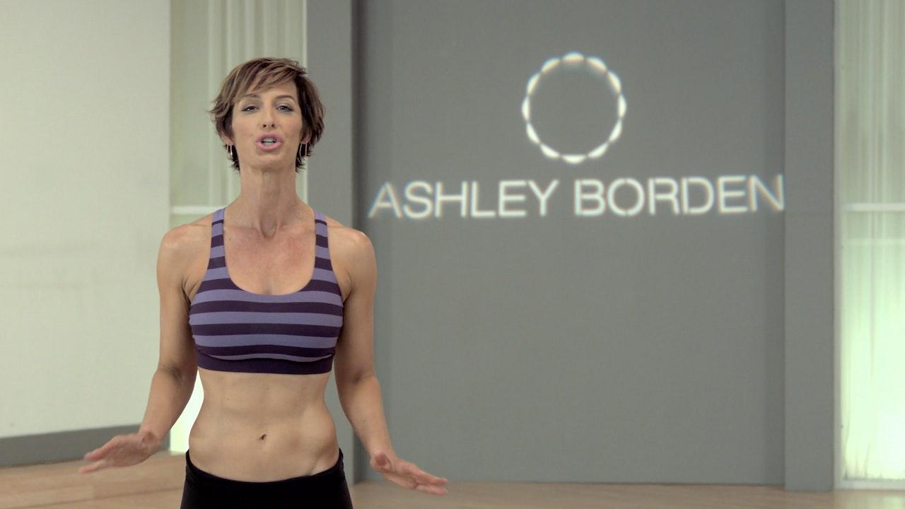 Ashley Borden - HIIT & Cardio Sculpt