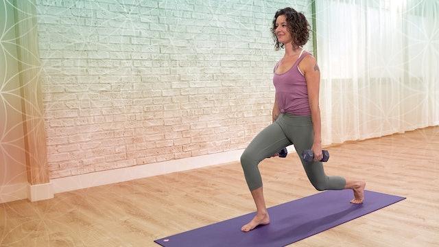 Yoga Tone Flow
