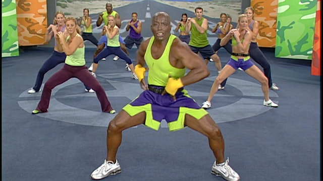Billy Blanks - Tae Bo Legend