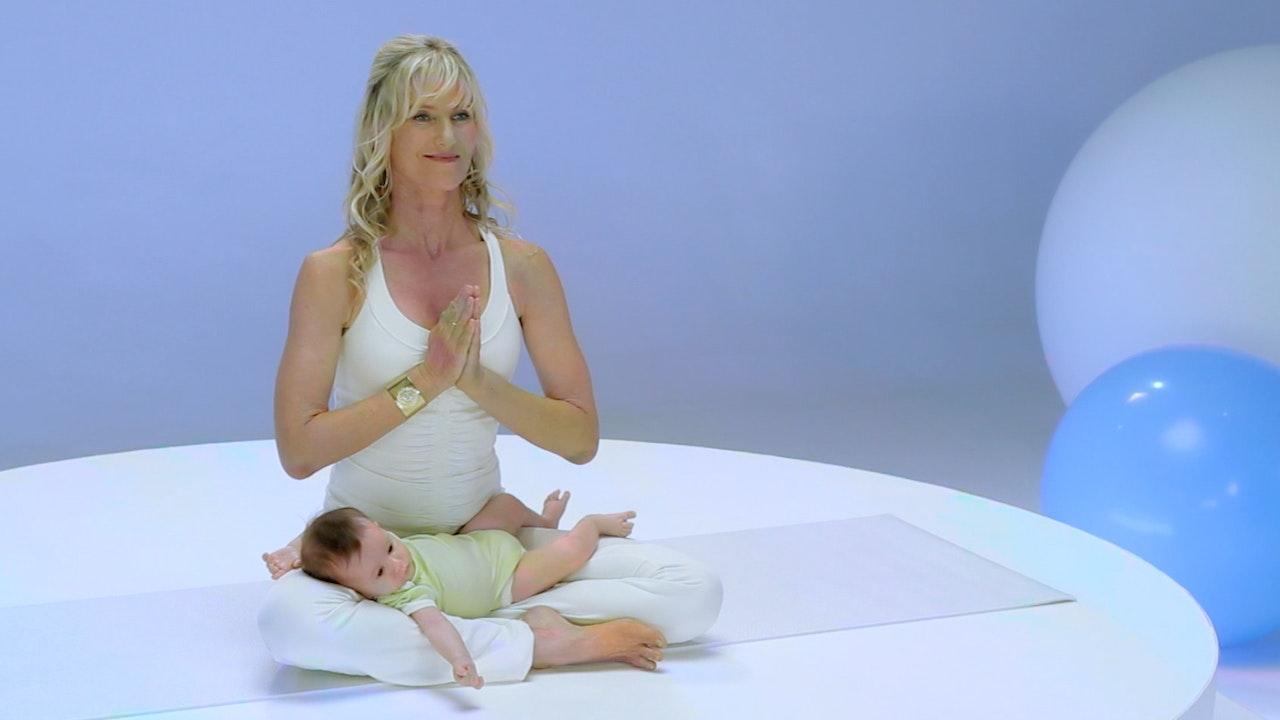 Shiva Rea - Mama Baby Yoga