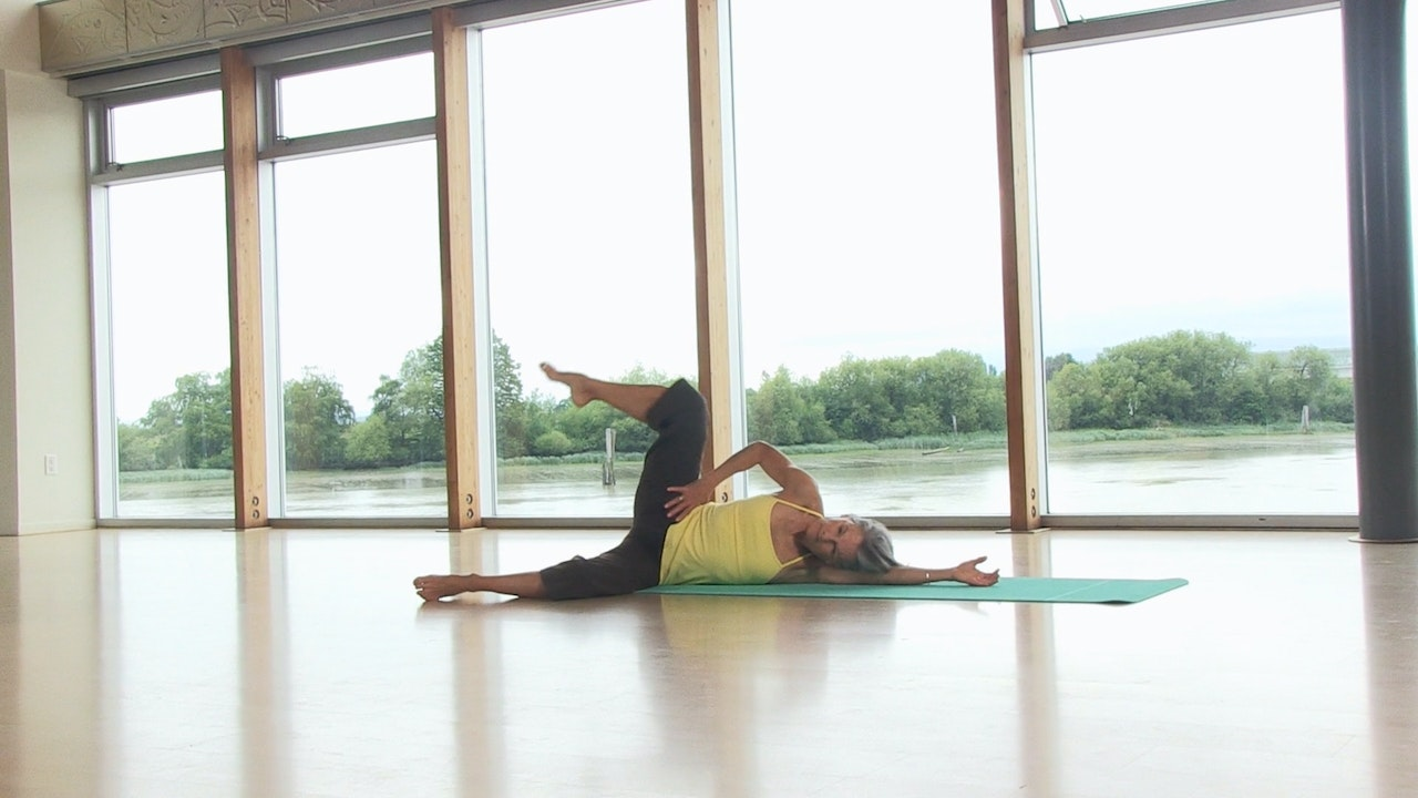 Yoga For Hip Loosening And Opening