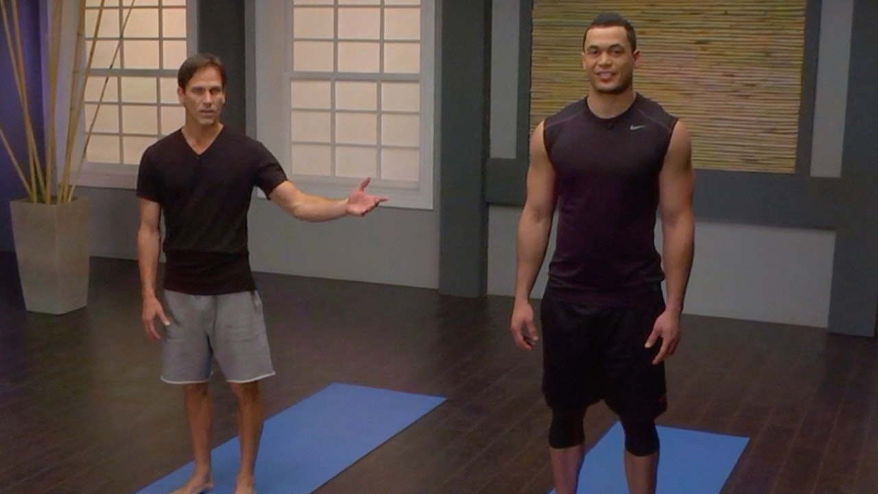 Yoga for Power with Giancarlo Stanton