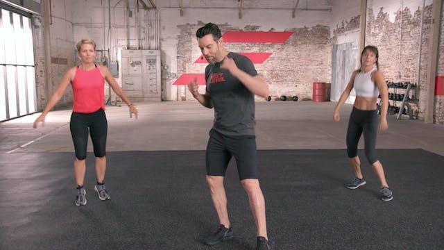 MMA Basic Workout