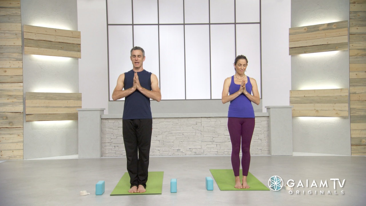 Sun Salutations with Tommy Rosen