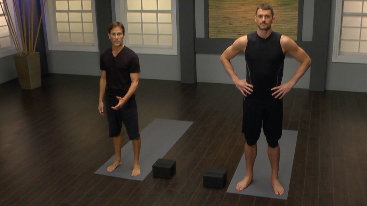 Yoga for Flexibility with Kevin Love