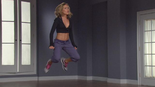 Jennifer Galardi - 10-minute workouts