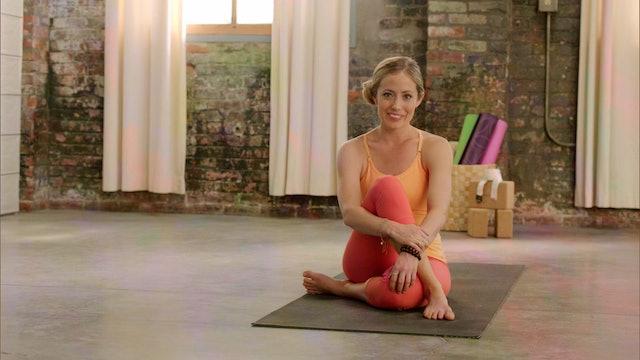 Aim True Yoga with Kathryn Budig