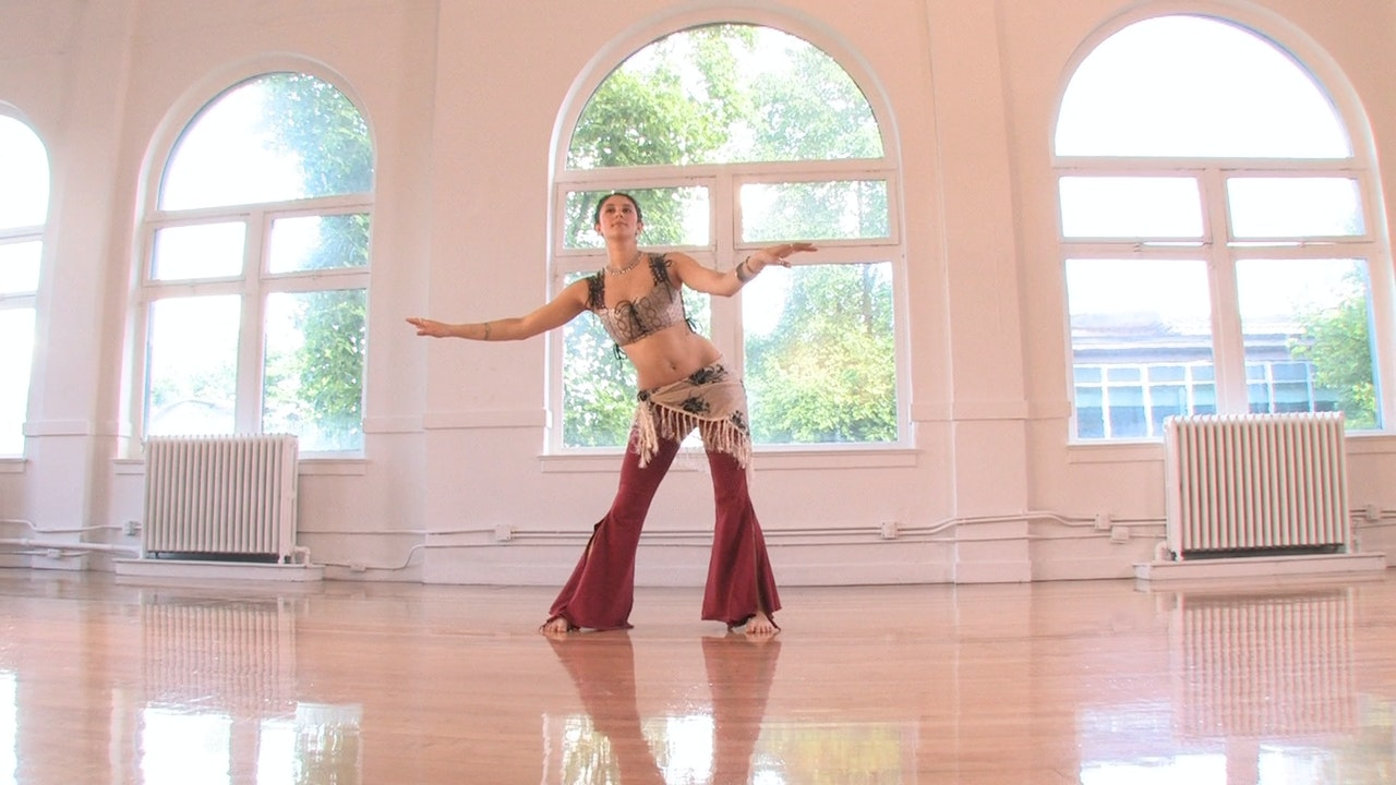 Belly Dance Shimmy Workshop