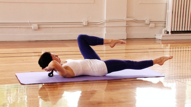 Pilates Core and Arm Toning