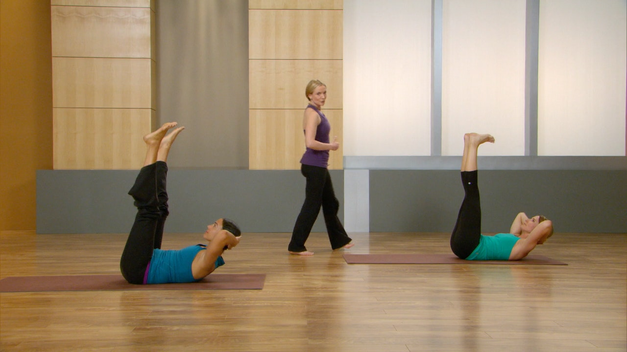 CorePower Yoga: Calorie Blast Yoga