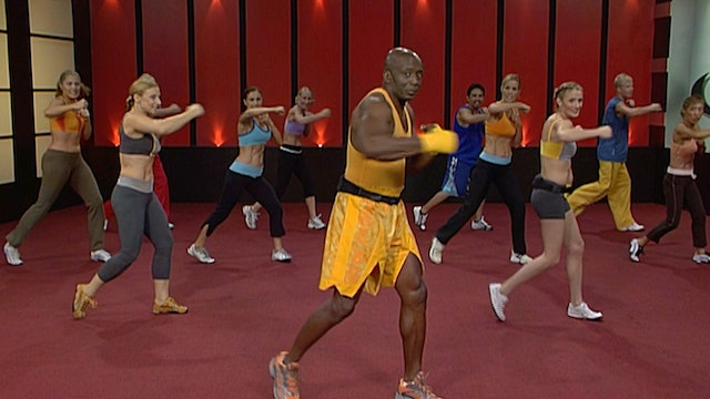 Tae Bo Get Celebrity Fit Sculpt
