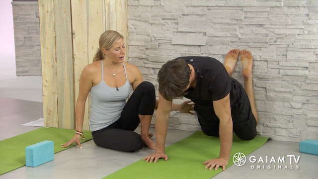 Yoga for Athletic Recovery