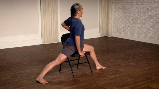 Chair Yoga One