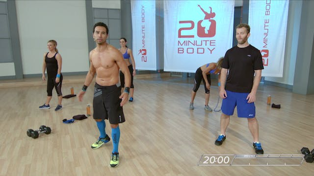20-Minute Body with Brett Hoebel