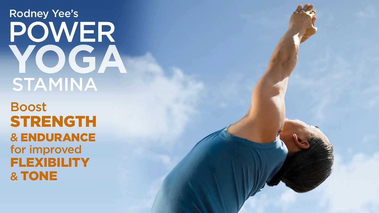 Power Yoga for Stamina