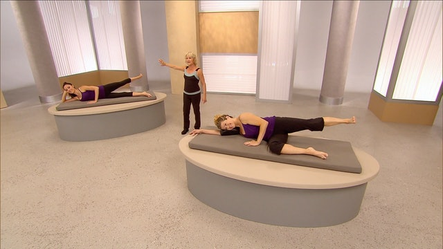 Mari Winsor's Flat Abs Pilates
