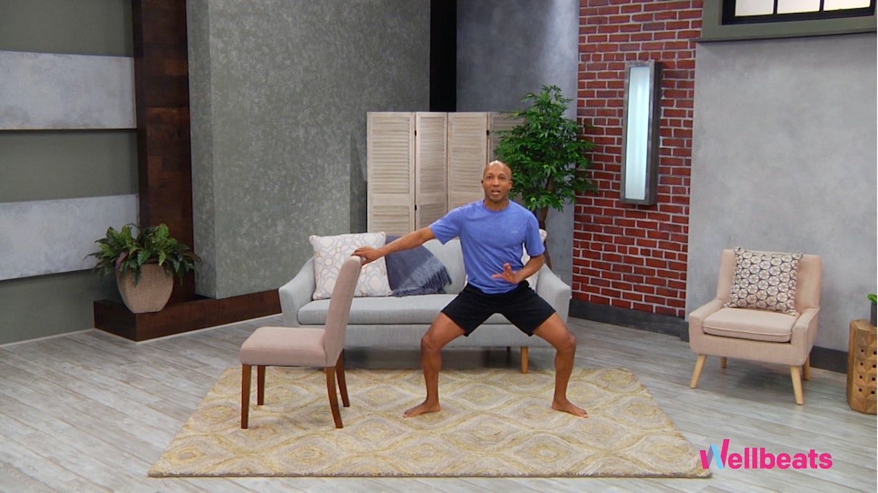 Chair Barre 1