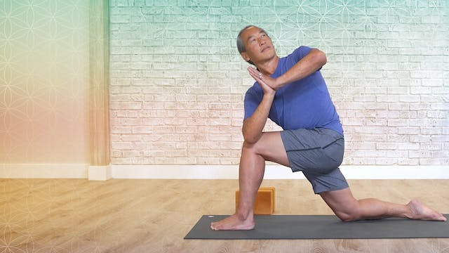 Day 1 - Yoga For Your Week