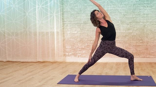 Strong Yoga Body