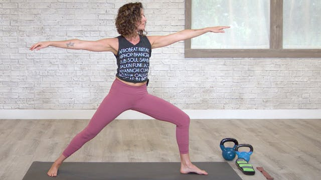 Yoga Tone Butt & Abs