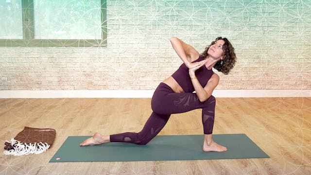 Guide to Yoga Twists