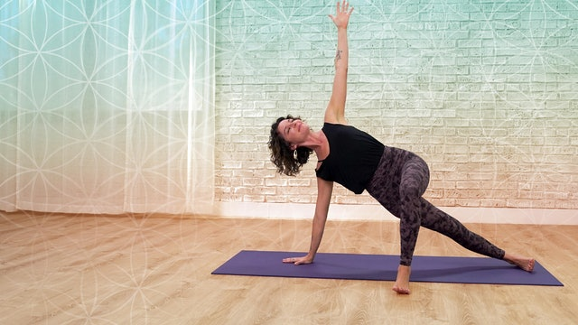 Strong Yoga Arms
