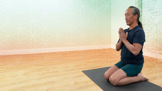 Creating a Healthy Yoga Habit