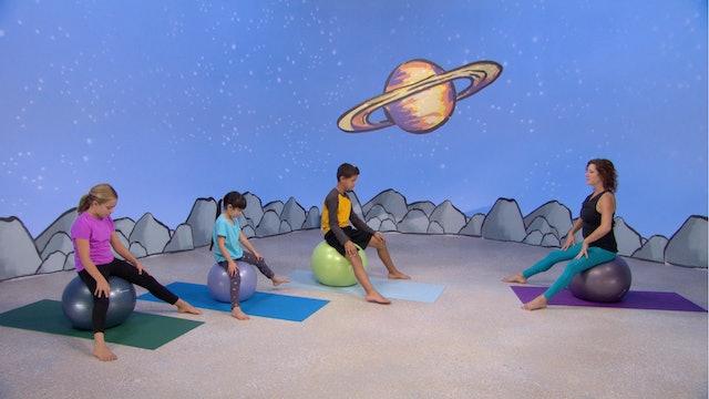 Space Balance Balls