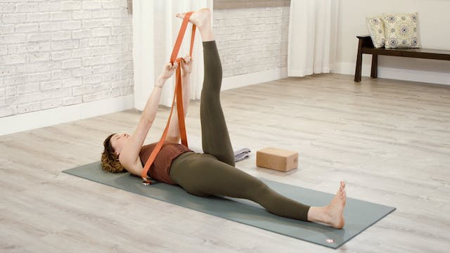 Yoga for Your Recovery Day