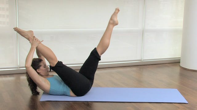 Intermediate Classical Pilates Matwork