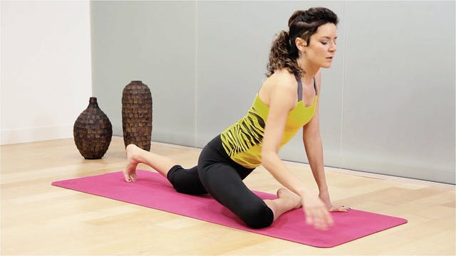 Open Hips, Heal Low Back