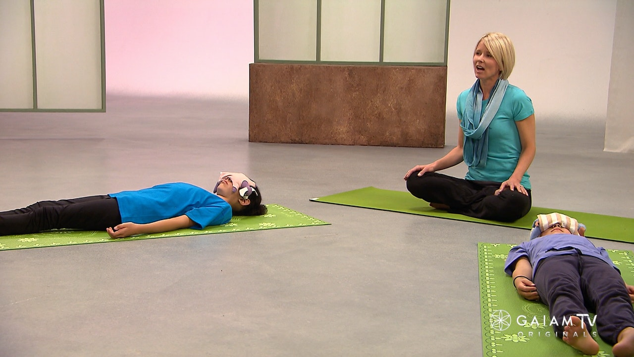 Kids Yoga with Sara Vance